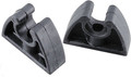 "Perko  - Pole Storage Clips, 3/4"", (pr.) (0477DP0BLK)"