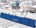 """Kwik Tek - Hull Hugr, 7'6"""" x 15"""", Blue, Small (HH-S)"""