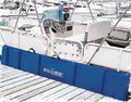 "Kwik Tek - Hull Hugr, 7'6"" x 22"", Blue, Medium (HH-M)"