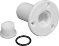 Moeller Marine - Transom Drain Plug Only, (5) (020304-10)