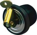 Moeller Marine - Brass Baitwell Plug, 9/16, ea. (051004-10)