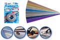 "Incom - Metallic Bright Blue Boat Striping Tape, 3/4"" x 50' (RE162MB)"