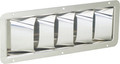 Attwood - Louvered Vent, Stainless Steel (1488-5)