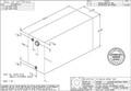 """Moeller Marine - 19 Gallon Water Tank, 30""""L x 10""""W x 16""""H (WT1901)"""