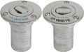 Whitecap Industries - Push-Up Deck Fill, Waste (6996CBLUE)