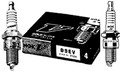 Ngk Spark Plugs  - Spark Plug, 25/Box (BR8ES S25)