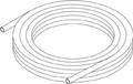 "Seastar / Hydraulics - 3/8"" Nylon Tubing, 25' (HT5092)"
