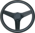 "Jif Marine - Hard Grip Steering Wheel, 12.75"" (EDG)"