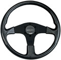 Uflex Usa - Soft Touch Wheel, Black (CORSE B/B)