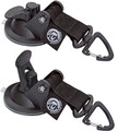 Kwik Tek - SUP Suction Cup Tie Downs, 2-Pack (AHSUP-A010)