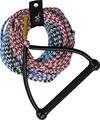 Kwik Tek - Performance Water Ski Rope, 4-Section, 75' (AHSR-4)