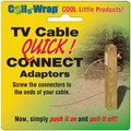 Coil N' Wrap TV Cable Wrap, ADA 90 03-0849 006-44