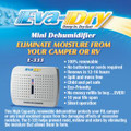 Eva-Dry Dehumidifier, Mini 03-0681 E-333