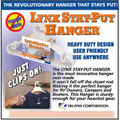Tri-Lynx Cloths Hangers, Stay-Put, 6/pk 03-0032 1200W 14-9082