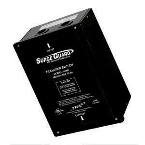 Surge Guard Transfer Swtch, 50 Amp 19-0526 41260-001-012 55-2766