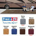 Prest-o-Fit Patio Rug, 6'x15', Brown 01-3045 2-0151 14-9199