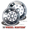 "Wheel Masters Wheel Cover Set, Stainless, 16"" 17-2820 3160B0 92-1375"