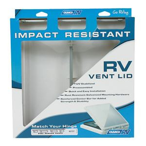 Camco Mfg 40185 Vent Lid Ventline /& New Elixir