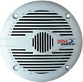 Boss Marine Speaker White 2-way Mr60w