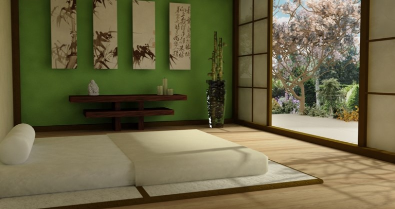 Japanese Zen Bedroom: How To Create A Zen Bedroom In 10 Easy Steps