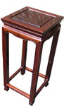 22?? Stylish solid rosewood Chinese Ming style flower stand