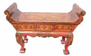 Tibet wing top table