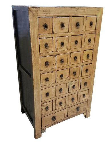 Antique Chinese Apothecary Chest