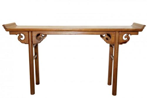 Tibetan altar table