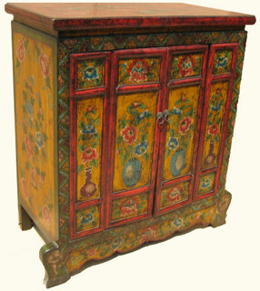35 1/2 inch wide two door cabinet
