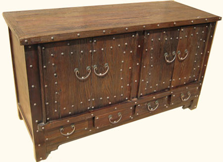 60 inch wide Shan-Xi Korean style cabinet