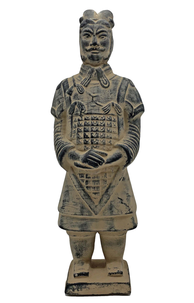 Reproduction of Chinese Warrior £600 + VAT. | Warrior