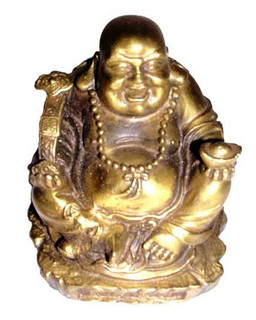 Chinese Happy Buddha Statue