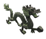 14 inch bronze dragon