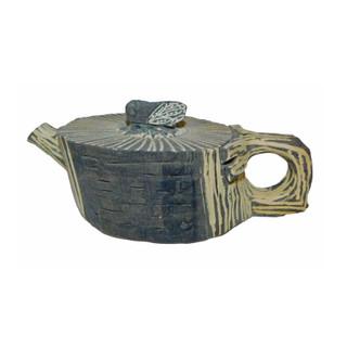 Oriental Tea Pot Cicada