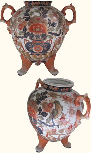 Rare Chinese Porcelain Urn