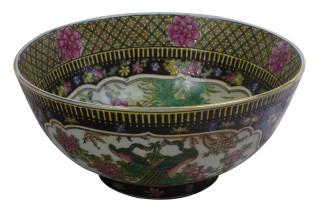 """14"""" famille vert table bowl"""