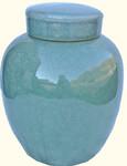 Light Celadon Jar
