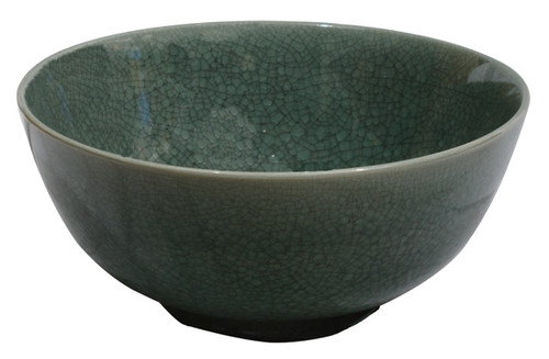 "14"" Dia Oriental table bowl"