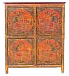 Tibetan storage Cabinet