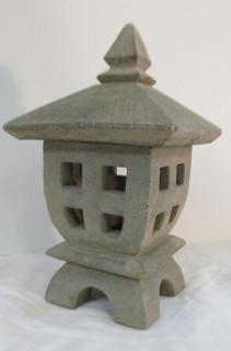 Small Japanese Stone Lantern.