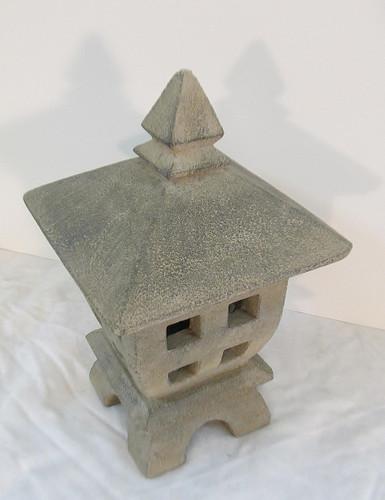 Small Japanese Stone Lantern