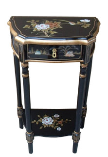 Oriental Telephone Table