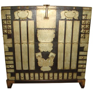 Korean Antique Money Chest