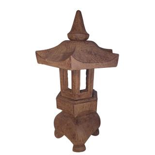 """30"""" H. Asian Pagoda Garden Lantern"""