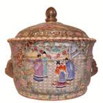 Oriental Soup Tureen