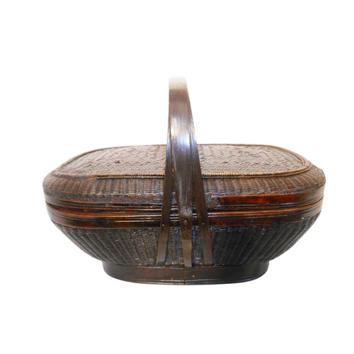 Chinese antique basket