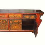 Tibetan Antique Cabinet
