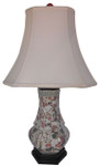 Floral Porcelain Table Lamp
