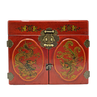 Oriental Make Up Box