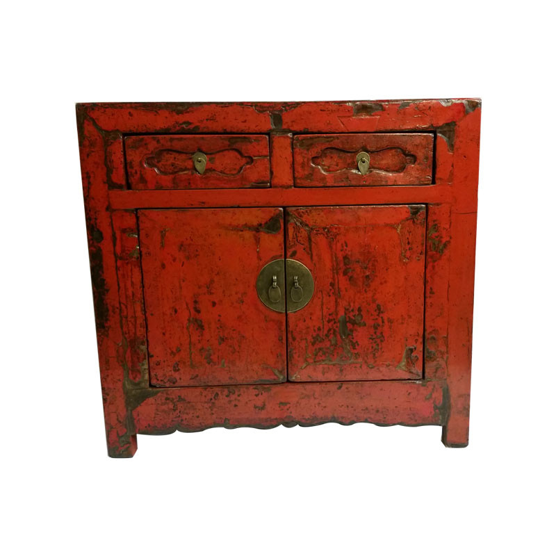 Find My Furniture: Chest From The Oriental Qing Period Piece In Elmwood With